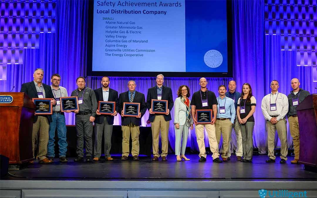 Greater Minnesota Gas Received American Gas Association Safety Awards